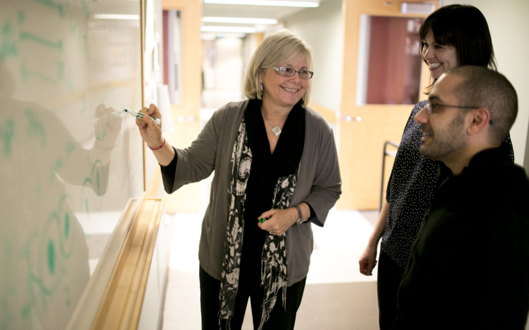 Dr. Joan S. Brugge Honored With Science of Oncology Award